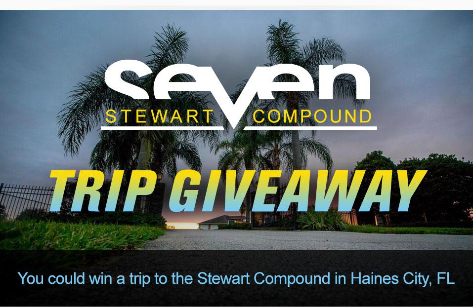 Seven Trip Giveaway