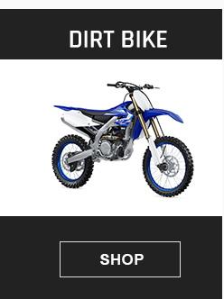 Yamaha Dirt Bikes