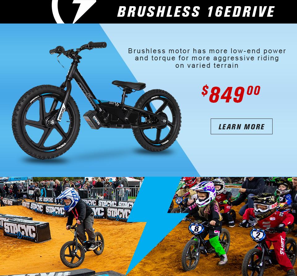 Brushless 16 e-drive