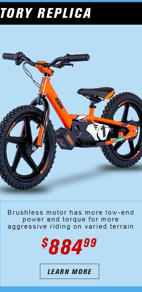 KTM Brushless 16 e-drive