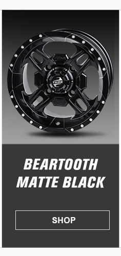 Beartooth Matte Black