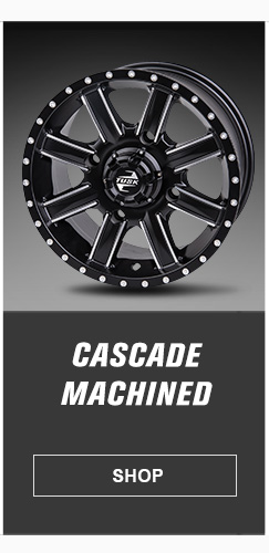 Cascade Machined