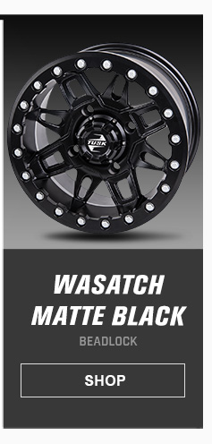 Wasatch Matte Black