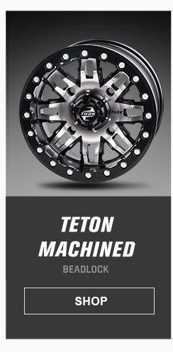 Teton Machined