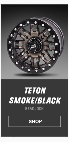 Teton Smoke/Black