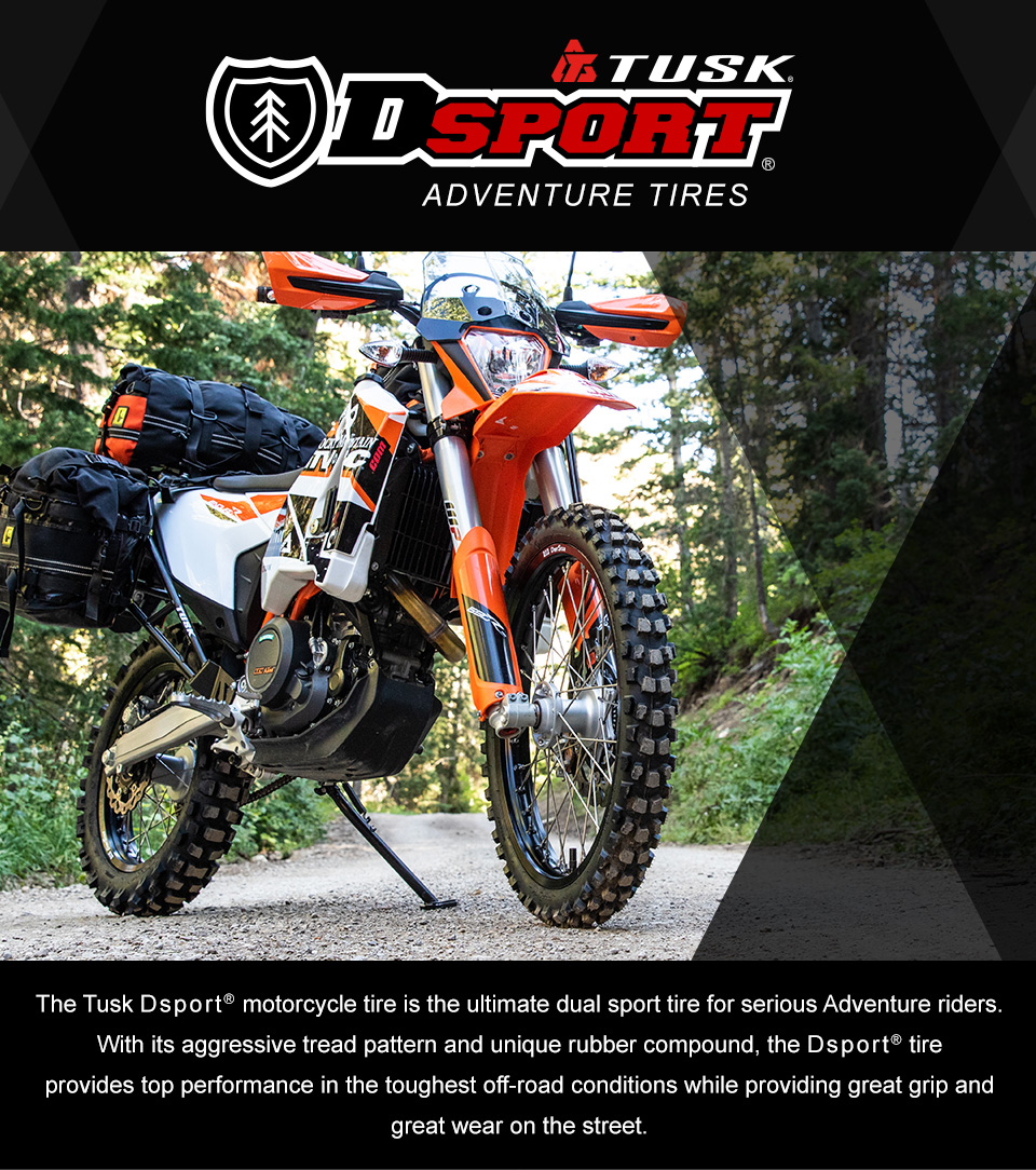 Tusk Dsport Adventure Tire