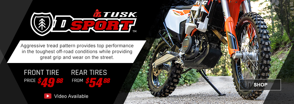 Tusk Dsport ADV Tire
