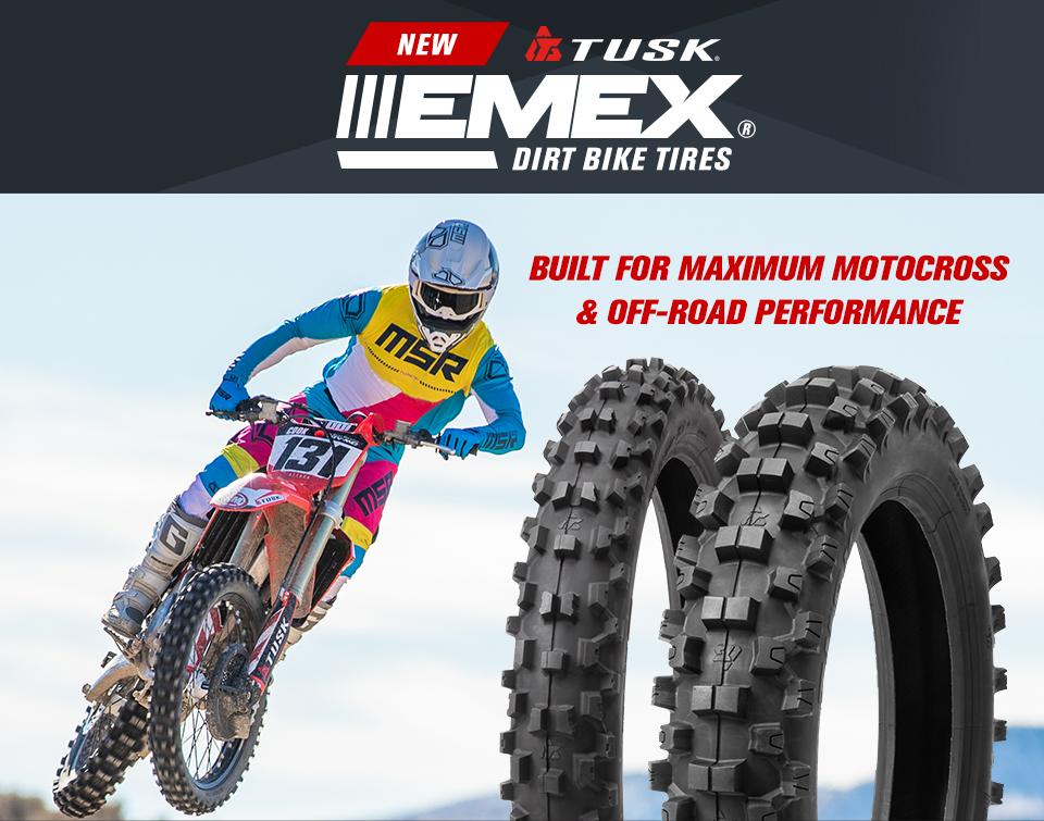 Tusk EMEX Tires