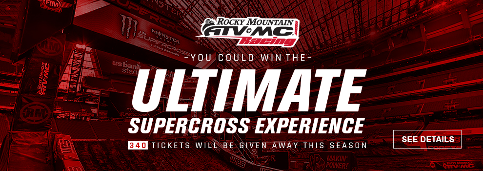Ultimate Supercross Experience