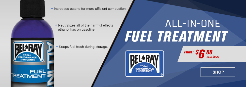 Bel-Ray All-In-One Fuel Treatment