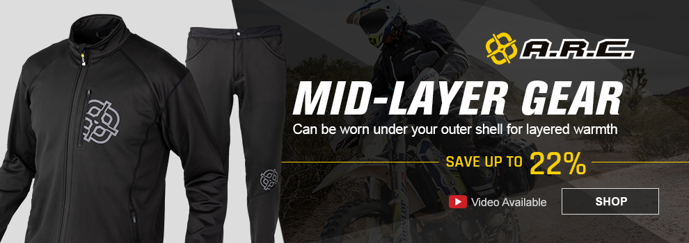 A.R.C. Mid-Layer Gear