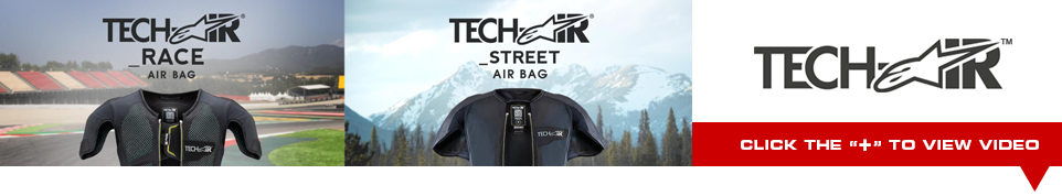 Alpinestars Tech-Air Vests
