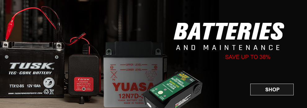 Batteries and Maintenance
