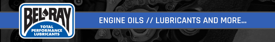 Bel-Ray Engine Oils // Lubricants and More...