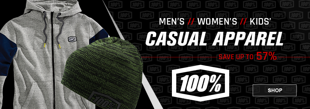 100% Casual Apparel