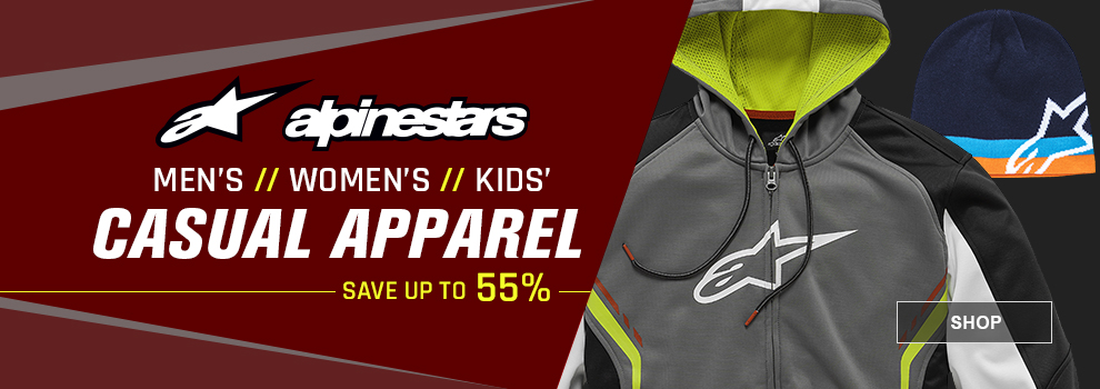 Alpinestars Casual Apparel