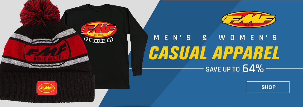 FMF Casual Apparel