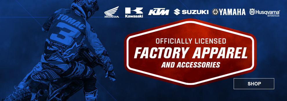 Factory Licensed Apparel