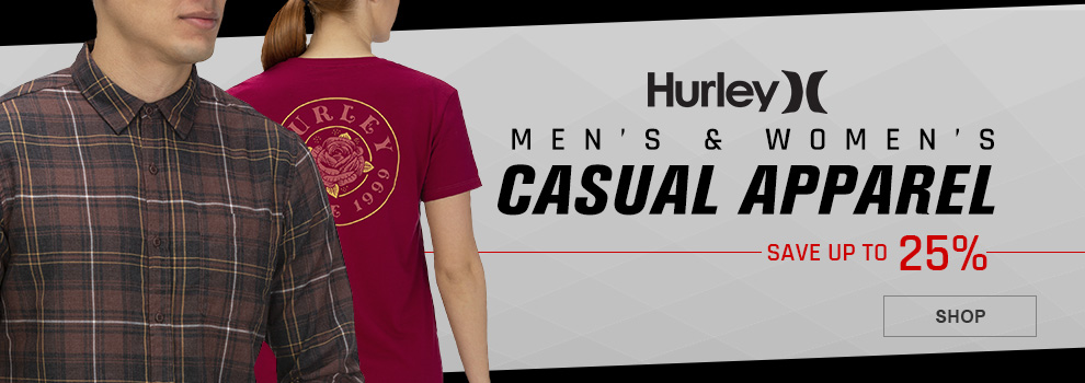 Hurley Casual