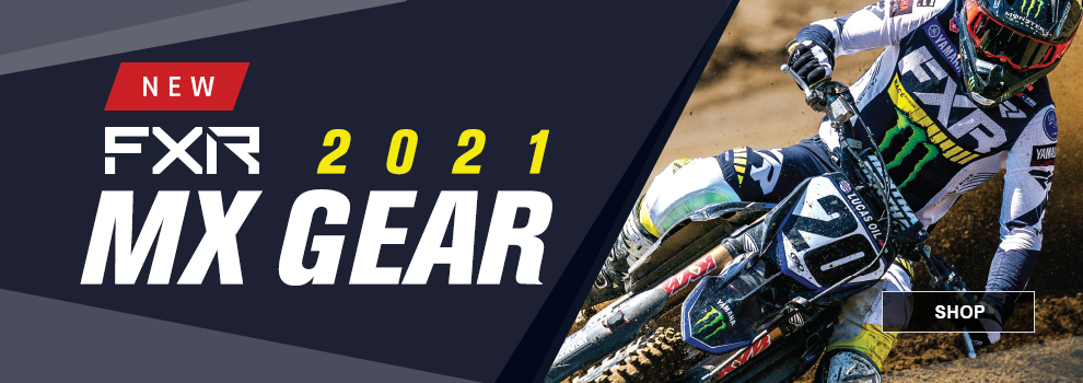 FXR Racing MX Gear