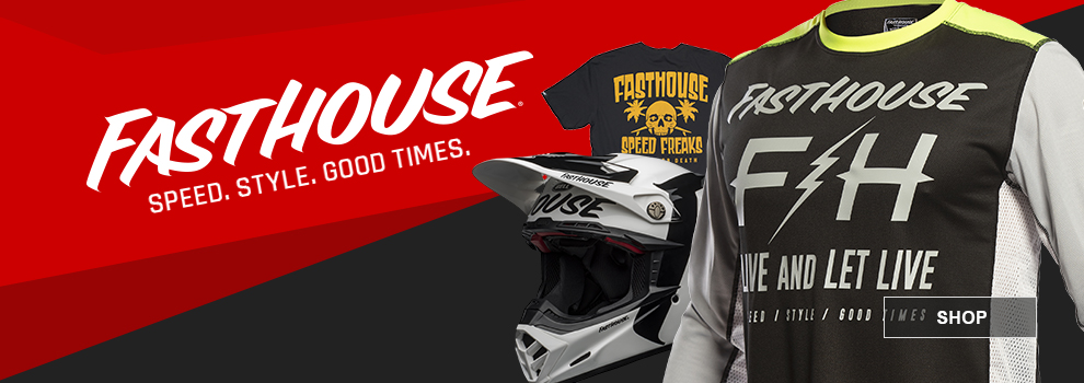 FastHouse MX Gear