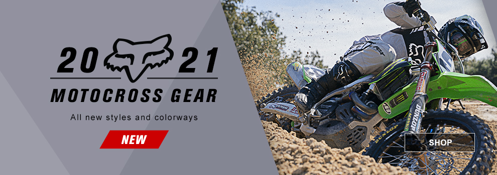 Fox 2021 MX Gear