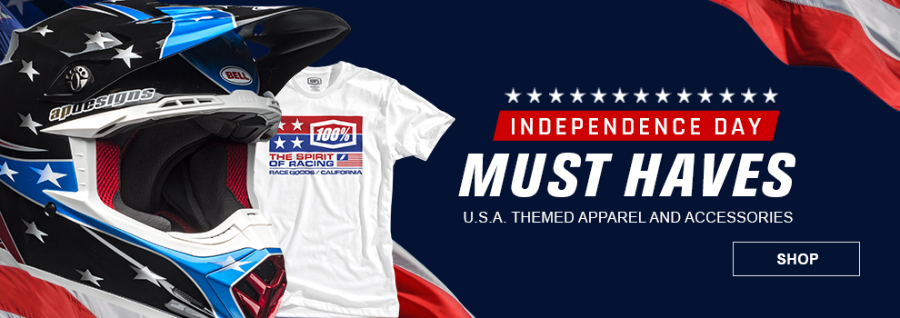 Independence Day Must Haves