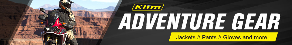 Klim ADV Gear - Jackets // Pants // Gloves and more...