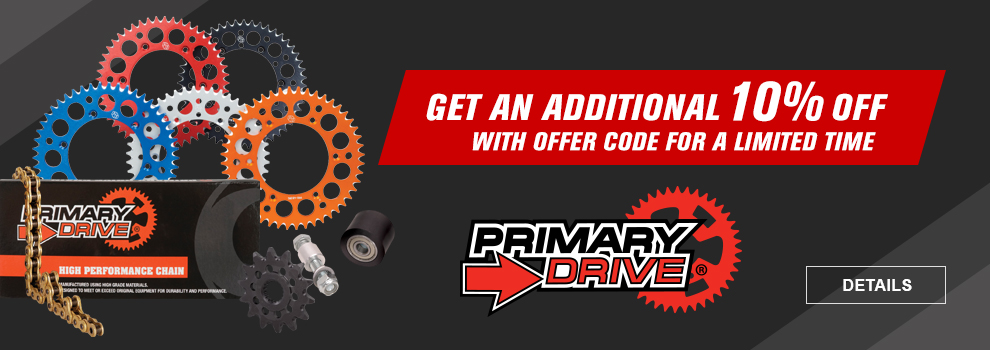 Primary Drive Offer