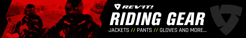 Rev'it Riding Gear - Jackets // Pants // Gloves and more...