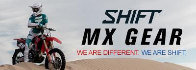 Shift MX Racing Whit3 Label Vega Black//Gold LE Jersey Motocross Riding Shirt ATV
