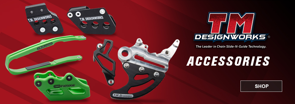 TM Designworks Dirt Bike Parts