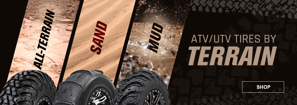 ATV/UTV Tires by Terrain