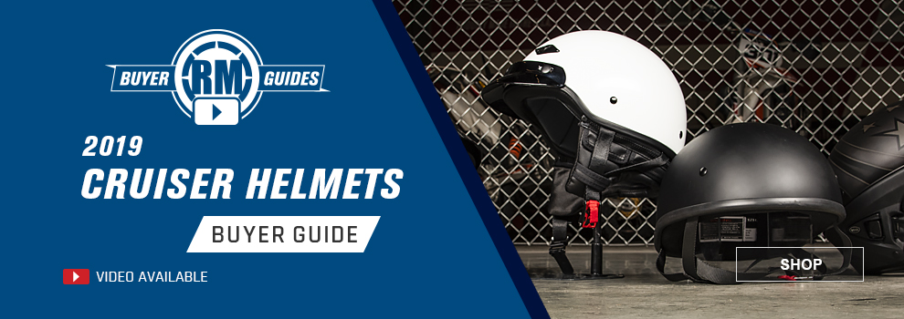 Cruiser Helmet Buyer's Guide