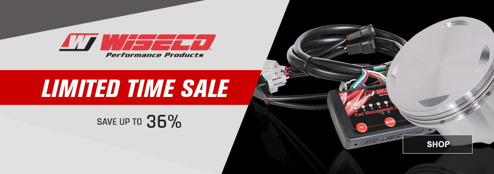 Wiseco Sale