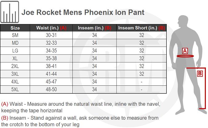 Joe Rocket Phoenix Ion Pant Riding Gear Rocky Mountain Atv Mc