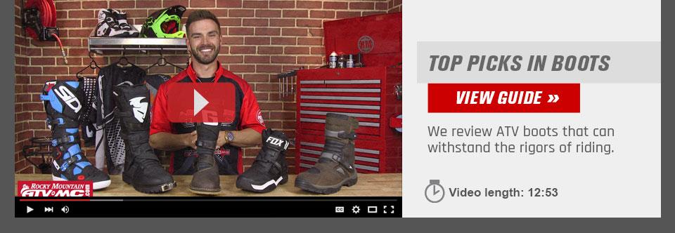 ATV-Boots-Guide