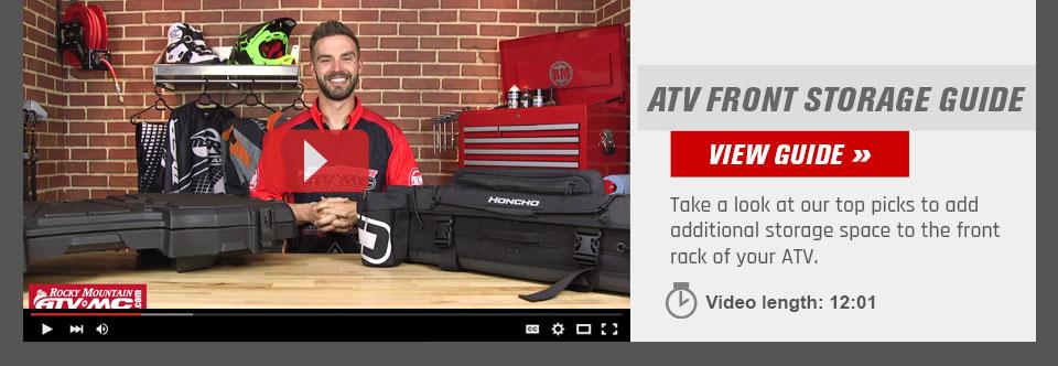 ATV-Front-Storage-Guide