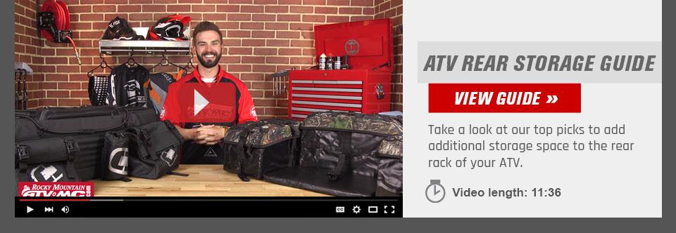 ATV-Rear-Storage-Guide