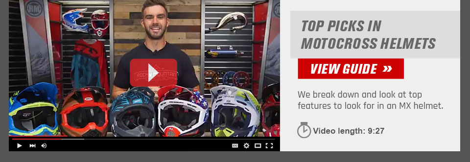 Dirt Bike Helmet Buyer Guide