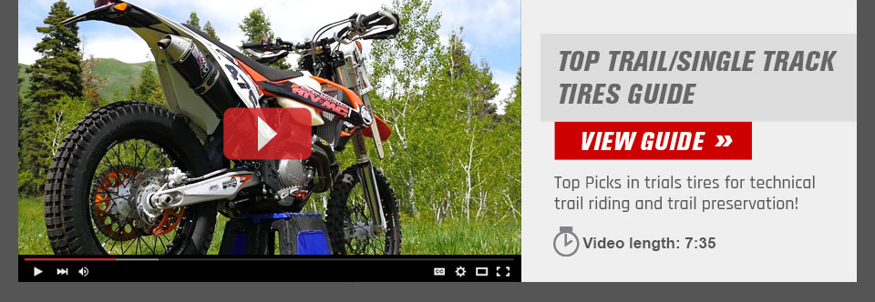 Dirt Bike Trials Tires