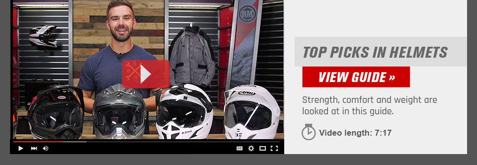 ADV Helmets Buyer Guide