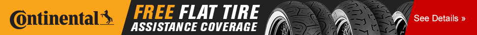 Continental Flat Tire Coverage