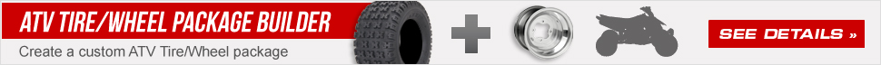 ATV Tire/Wheel Kit Builder
