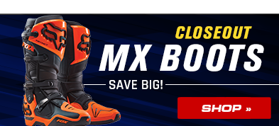 Closeout-MX-Boots