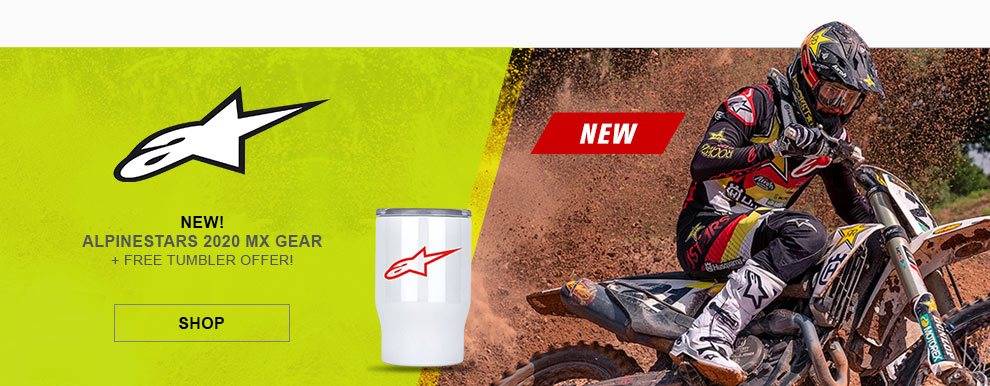 Alpinestars MX Gear Plus Promo