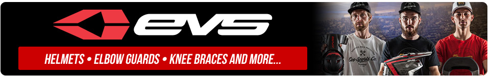 EVS Motocross Riding Gear