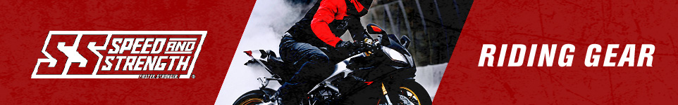 Speed and Strength Motorcycle Gear